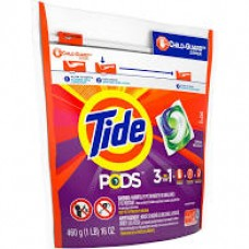 Tide Liquid Laundry Detergent Pods Spring Meadow