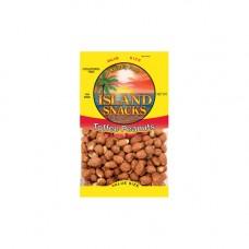 Island Snacks Toffee Peanuts 7.5oz.