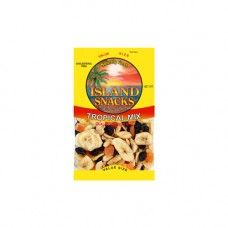 Island Snacks Tropical Mix 8oz.