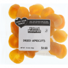 Valued Naturals Dried Apricots
