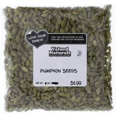 Valued Naturals Pumpkin Seeds