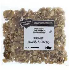 Valued Naturals Walnut Halves And Pieces