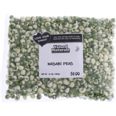 Valued Naturals Wasabi Peas