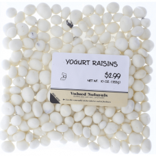 Valued Naturals Yogurt Raisins