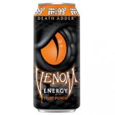 Venom Energy Low Calorie Death Adder ( Fruit Punch )