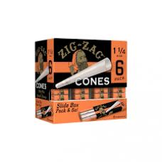 Zig Zag Cigarette Paper  Cone 1 1/4