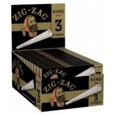 Zig Zag King Size Cigarette Paper Cone