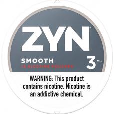 Zyn Smooth Nicotine Pouch 6MG