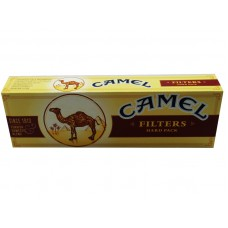 Camel Filters King Box