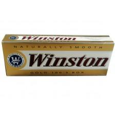 Winston Gold 100'S Box