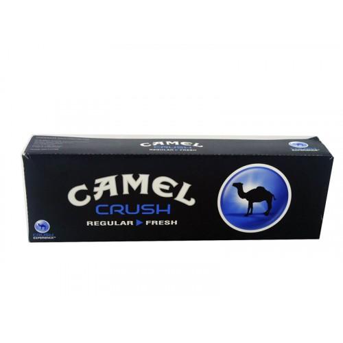 Camel Crush Regular Fresh Kings Box