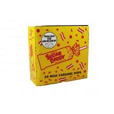 Sugar Daddy Milk Caramel Pops