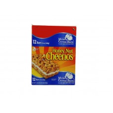 Milk Cereal Bars Honey Nut Cheerios