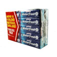 Wrigleys Winter Fresh Chewing Gum $.35 Ctvs.