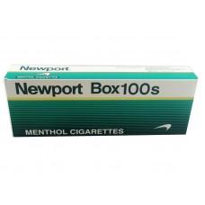 Newport Menthol Cigarettes 100 Box