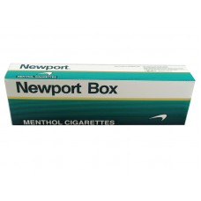 Newport Menthol Cigarettes Kings Box
