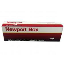 Newport Non-Menthol Cigarettes Kings Box