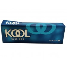Kool Blue Menthol Kings Box