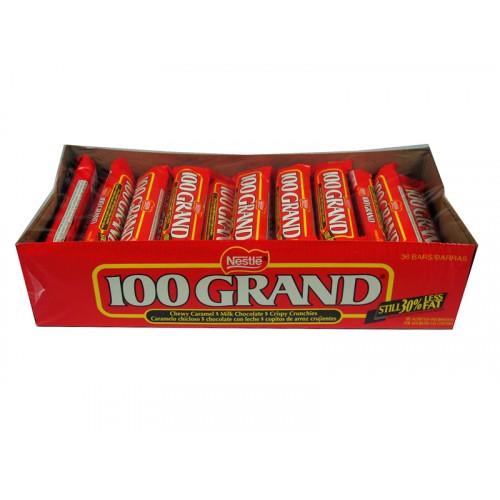 100 Grand Nestle Chewy Milk Chocolate