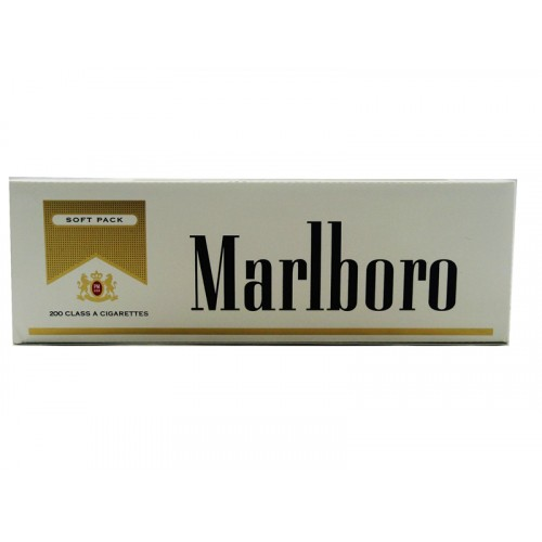Marlboro Gold King Box
