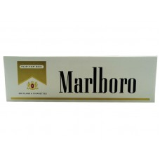 Marlboro Gold King Box