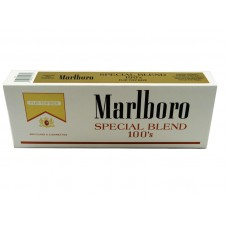 Marlboro Special Select 100 Gold