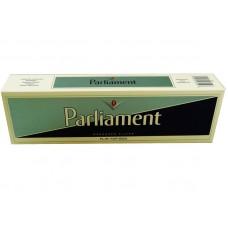 Parliament Silver Kings Box