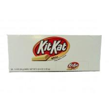 Kit Kat White Crisp Wafers N Creme