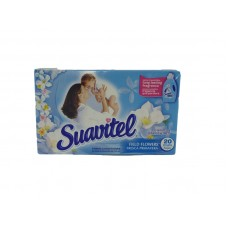 Suavitel Dryer Sheets with Field Flower Fragrance