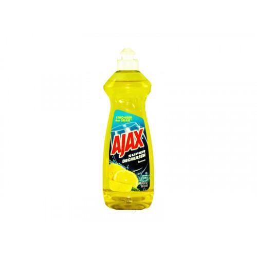 Ajax Diswashing Liquid Lemon