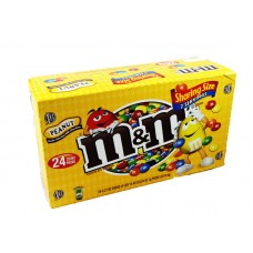 M & M'S Peanut Milk Chocolate Candies Sharing Size