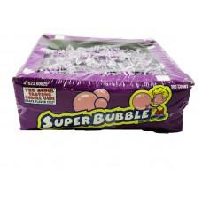 Super Bubble Gum 3 Flavour Apple Grape Original