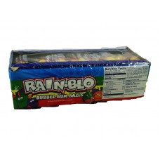 RainBlo Bubble Gum Balls Assorted Flavor
