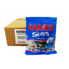 Haribo Smurfs Gummi Candy - 1 CT