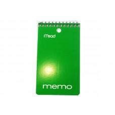 Memo Book  60 Sheet