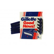 Gillette Blue Card 5T Razor