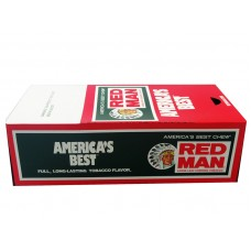 Red Man Chewing Tobacco Green