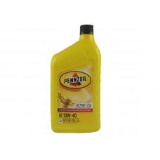 Pennzoil Sae 10W-40 Motor Oil