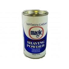 Magic Shaving Powder Blue