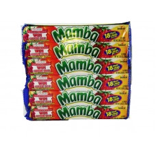 Mamba Fruit Chews Assorted Flavlor
