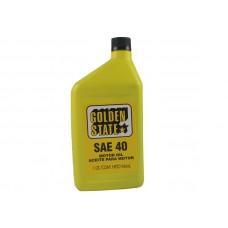 Golden State Sae 40 Motor Oil