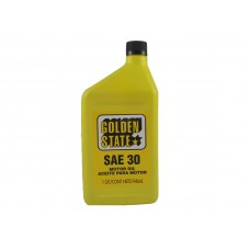 Golden State Sae 30 Motor Oil