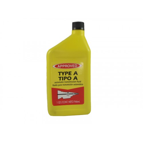 Approved Automatic Transmission Fluid ATF