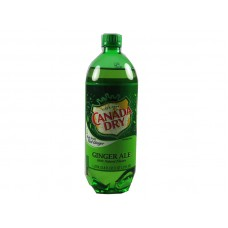 Canada Dry Ginger Ale 1 lt