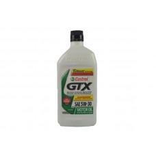 Castrol Gtx Sae 10W-30 Motor Oil