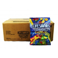 Life Savers Gummies Collisions 2in1 Flavors - 1 CT
