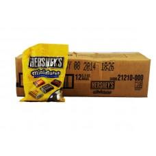 Hersheys Miniatures Chocolate - 1 CT
