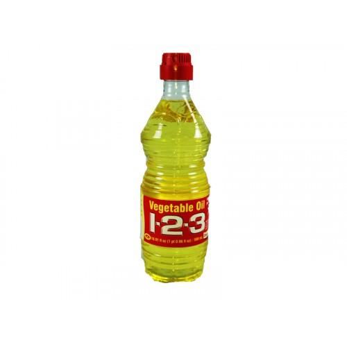 Vegetable Oil 1.2.3.
