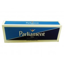 Parliament Light Roud 100 Box