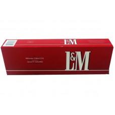 L & M Full Flavor Kings Box